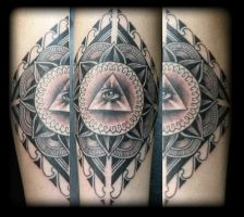 Eye by state-of-art-tattoo