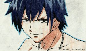 Gray Fullbuster by jhonakitty