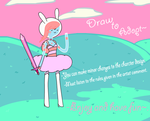 { Closed } Cotten Candy Warrior by Uzu-Adoptables