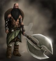 Viking Concept (Project Ingress) by CODYillustrations