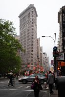 Views of NY 4 Flatiron by LucieG-Stock