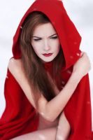red riding hood (nude) by Ann-Rentgen