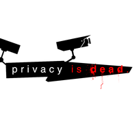 privacy is dead. by GodlikeMcx