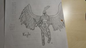 Kayle - League of Legends by DrippingNeon