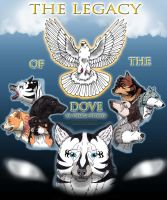 The Legacy of the Dove ~Comic Cover 2014 by DragonHeartLuver