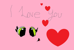 I Love You, Cutee by Kif3