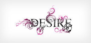 Desire LogoType by nudoo