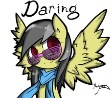 Commission: DaringDA by TheYoungReaper