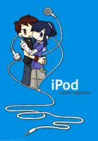 iPod Sweethearts by couldbechristine