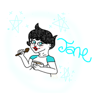 janey. by Helkie-three