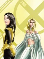 The Astonishing X-Women by cric