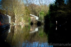 Down the canal - Day 110 - 20/04/13 by oEmmanuele