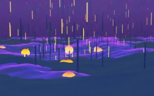 Raindrops by Smiling-Demon