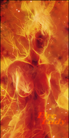 Fire Lady by TH3M4G0
