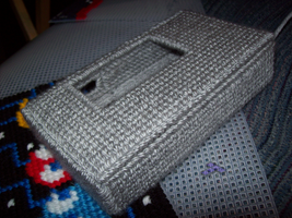 [Commission] NES DS Case - Top and Front by AprilMoonshine