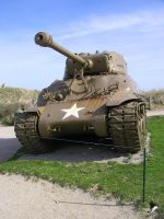 Sherman 4 by pete-c-89