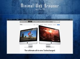 Minimal Web Browser - Concept by mACrO-lOvE
