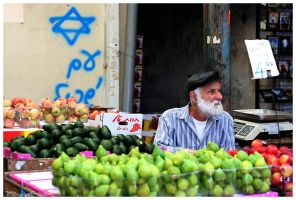 People of Israel by benarts