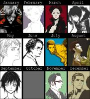 2012 artworks by mick347