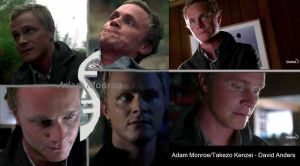 Adam Monroe collage by shaman01