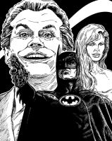 Batman 1989 - 01 by BigGuido