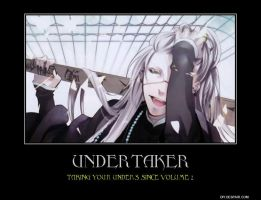 Undertaker motivation xD by AskSelena