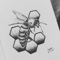 Bee by DanielaLuther