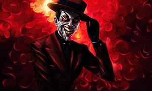 Joker Smudge by ROGJD