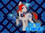 Mic the microphone by ScarletBlitz