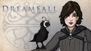 Cry Plays: Dreamfall - The Longest Journey - April by TheDreamTraveler