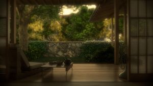 The Courtyard by hoangphamvfx