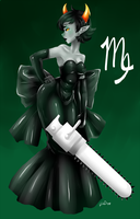 Lady Kanaya by rap1993