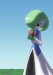 Kevans The Gardevoir by BuncheOfHoney