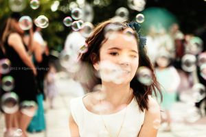 Magic bubbles by PinkFishGR