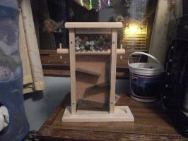 Marble or Gumball Machine by Littelpan