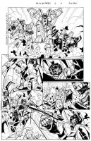 All Hail Megatron 1 p8 inks by GuidoGuidi