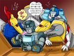 Daily lives of Autobots by piyo119