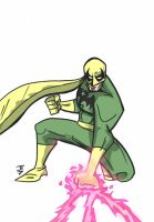 Iron Fist by Chrisgemini