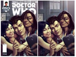 A Selfie With The Doctor by Claudia-SG