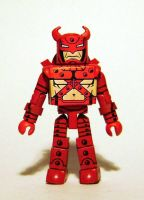 Eric the Red Custom Minimate by luke314pi