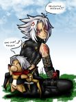 Haseo is an emo kid by Zeiharu