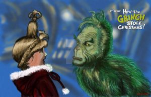 Grinch by royalentertainment