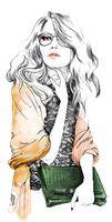 Chica PNG Vintage (No hecha por mi) by Marianevic