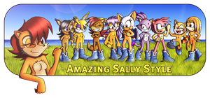 The Amazing Sally Style by mARTz-9o