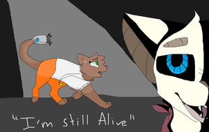 I'm still alive by Sky-is-a-Pie
