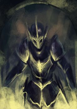 ''Dark Light'' by NestorPriest