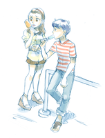 Billy and Mary by Sii-SEN