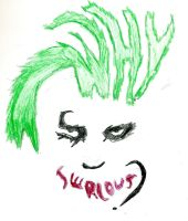 Joker Why So Serious? by tigernose123