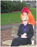 Gravitation Cosplay 1 by faore