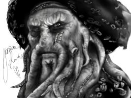 Davy Jones by zokia
